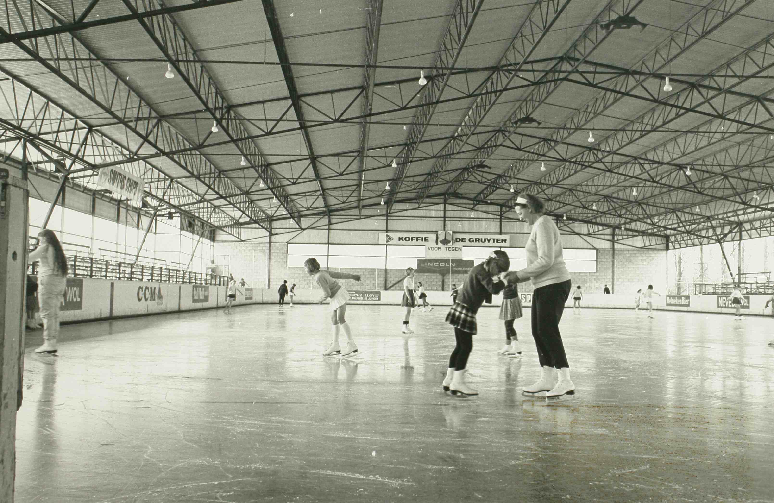 IJsbaan 1968 stadsarchief
