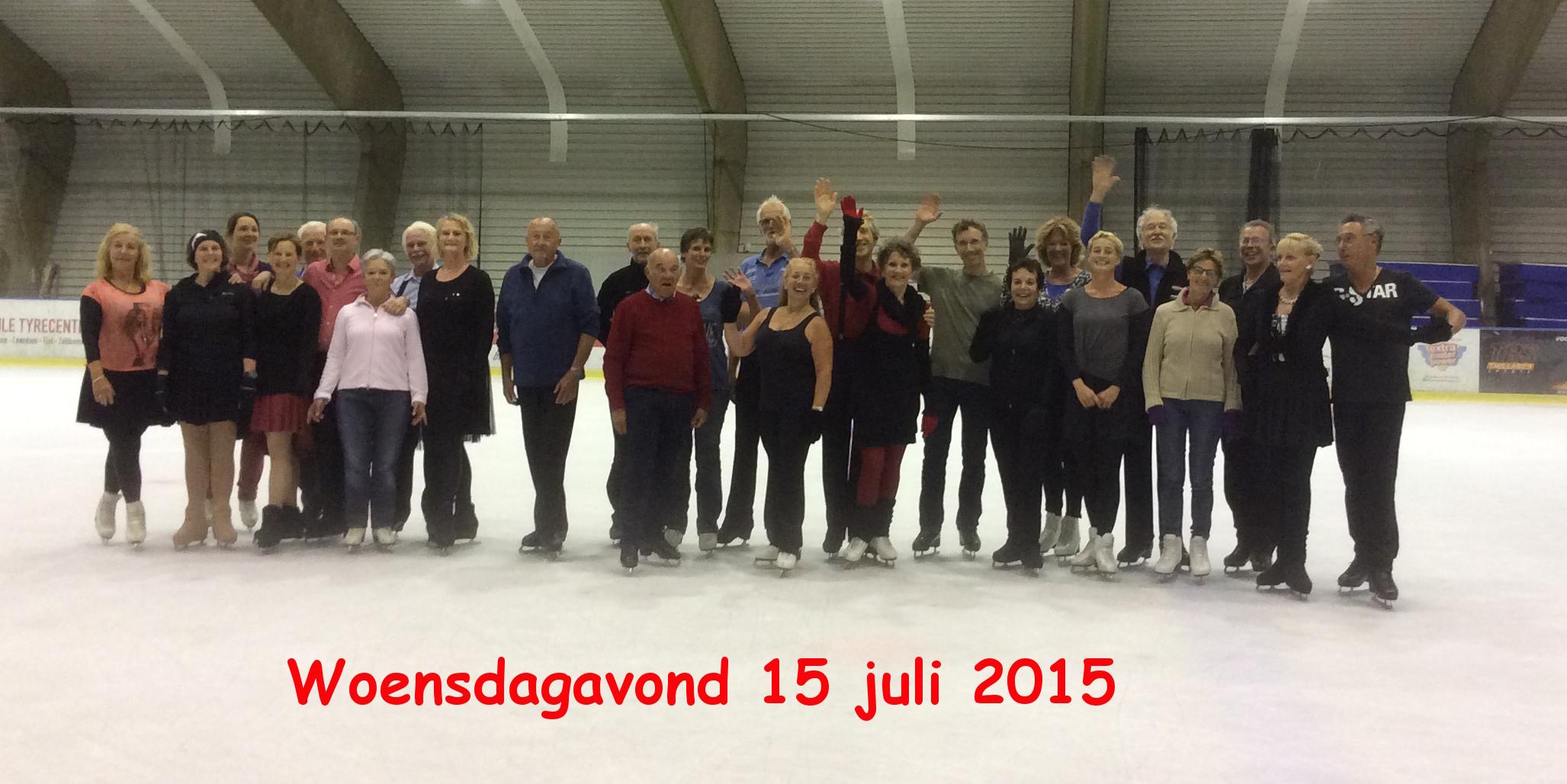 2015 laatste Wo 15 juli