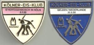 Speldjes Koln 1988-89