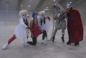 De Jeroen Bosch kostuums