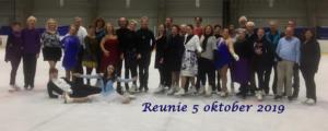 BIJC40-Reunie: Op het ijs